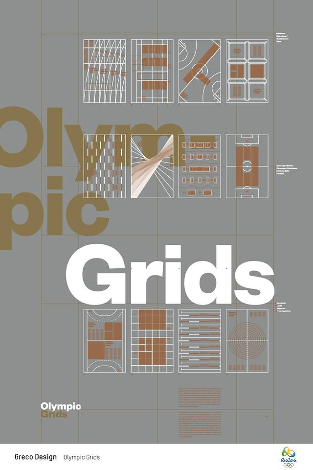 <Olympic Grids> by 그레코 디자인(Greco Design)