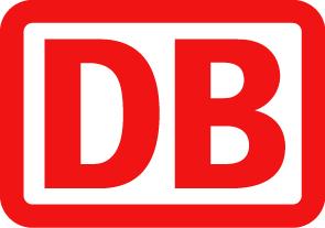 Deutsche Bahn logo ⓒ Deutsche Bahn