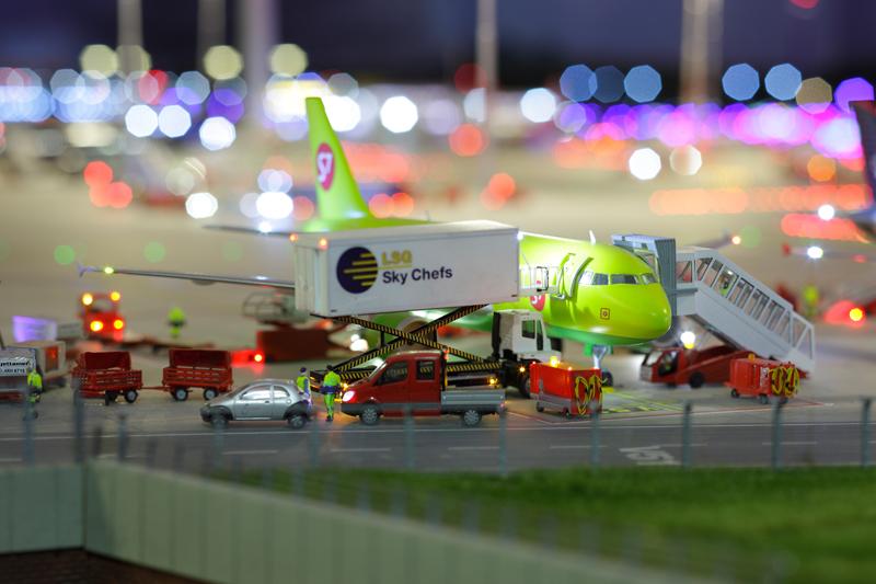 쿤핀젠 공항(Knuffingen Airport) ⓒ Miniatur Wunderland Hamburg GmbH