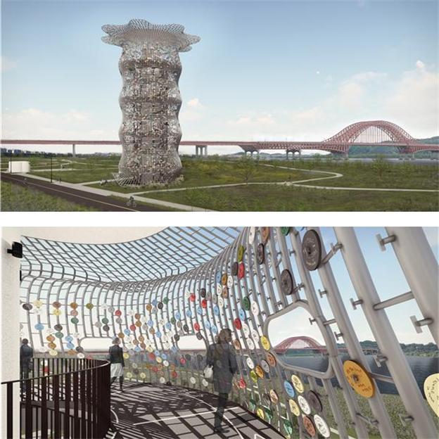 김찬중 건축가의 〈MEMORY FLOWER〉