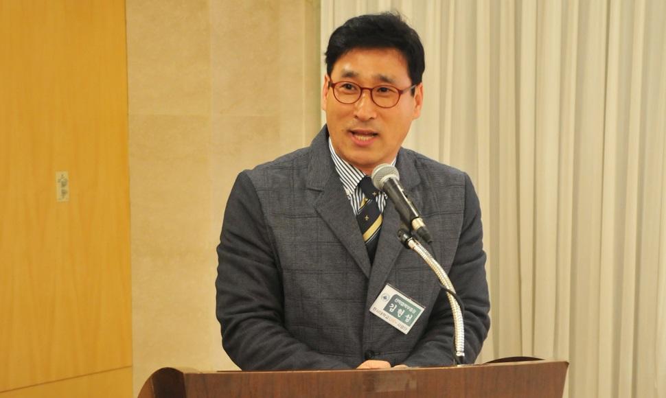 김현성 산학 부총장