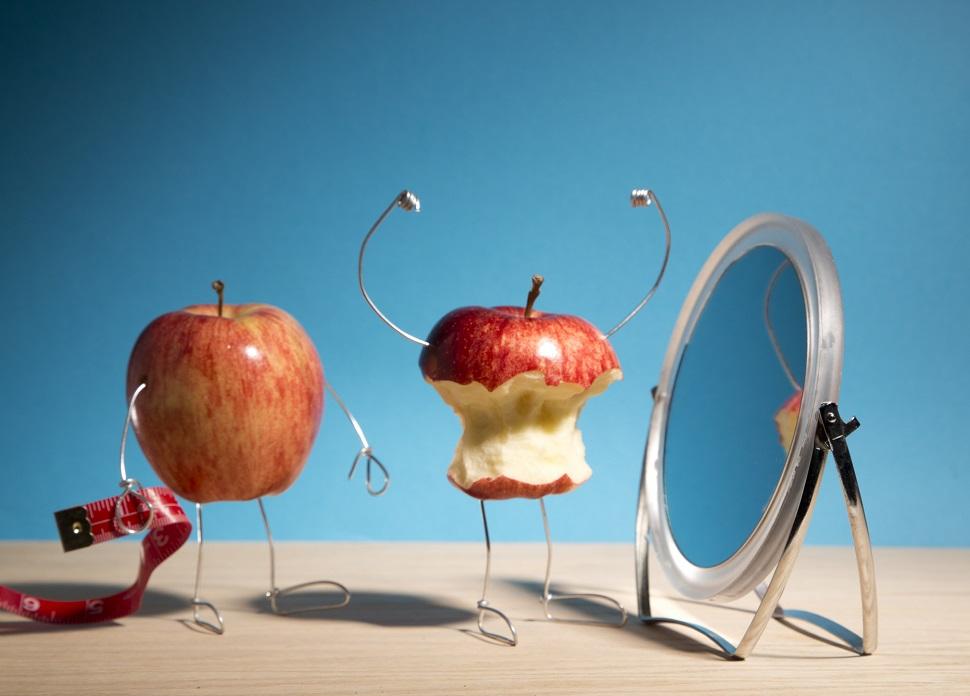 〈사과 다이어트〉