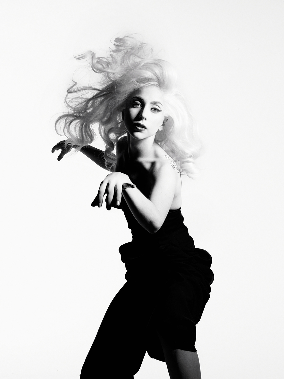 닉 나이트, Lady Gaga, 2009  ⓒ NICK KNIGHT
