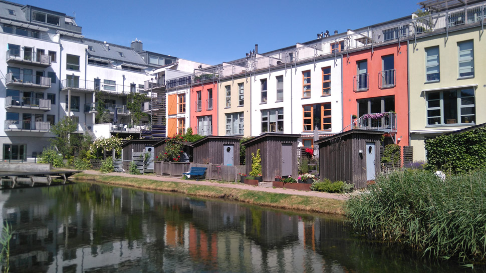 아파트, 하우스 등 다양한 형태가 공존하는 북유럽의 주거 형태