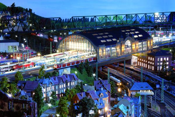 함부르크(Hamburg) ⓒ Miniatur Wunderland Hamburg GmbH