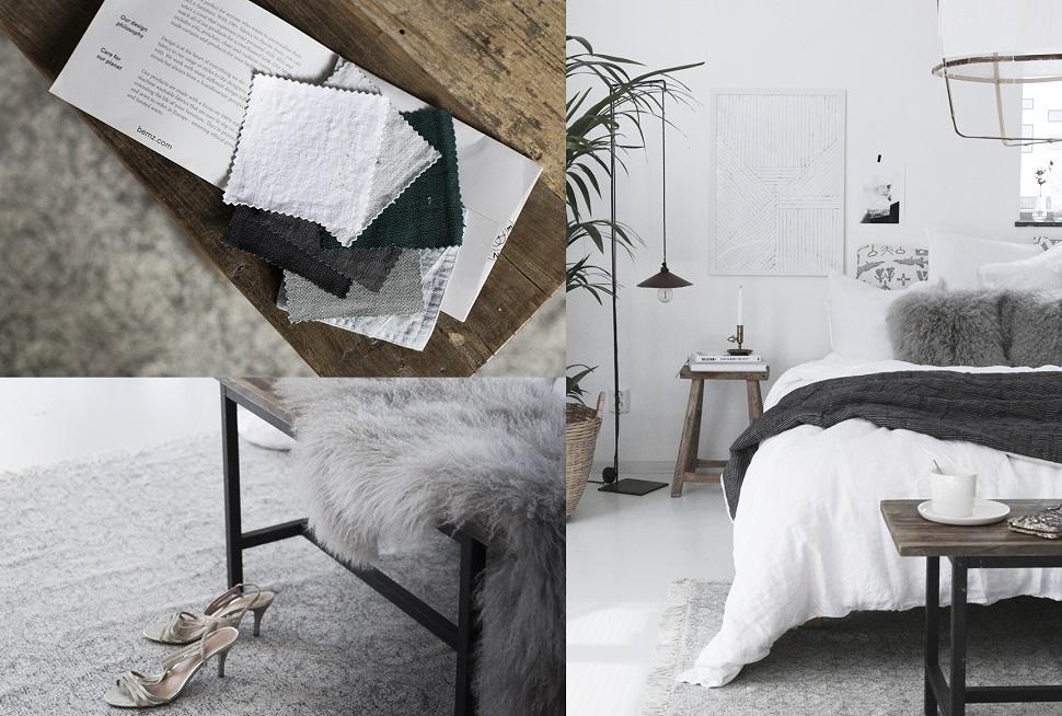 최근 작업한 스칸디나비아 인테리어 스타일링 이미지 ⓒ Niki Brantmark