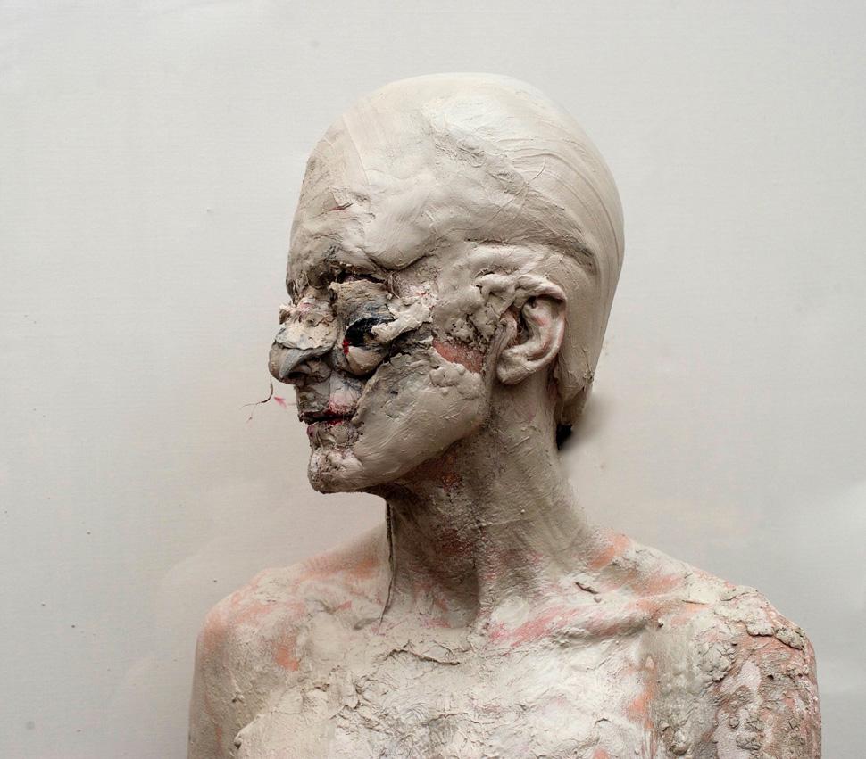 올리비에 드 사가장, 〈Transfiguration〉, 2011