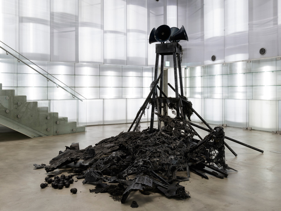 심승욱, 〈부재와 임재 사이〉, 2015