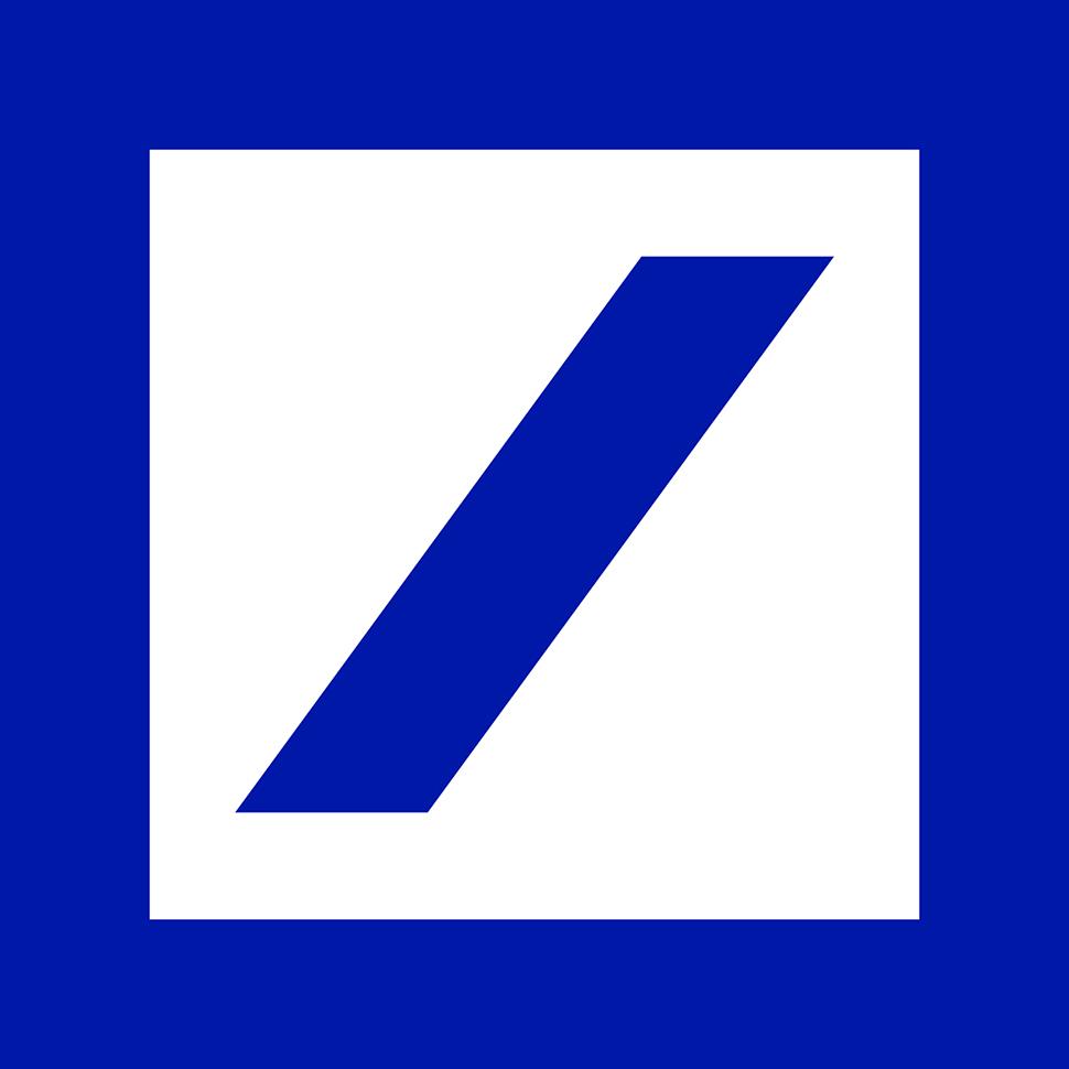 Deutsche Bank logo ⓒ Deutsche Bank