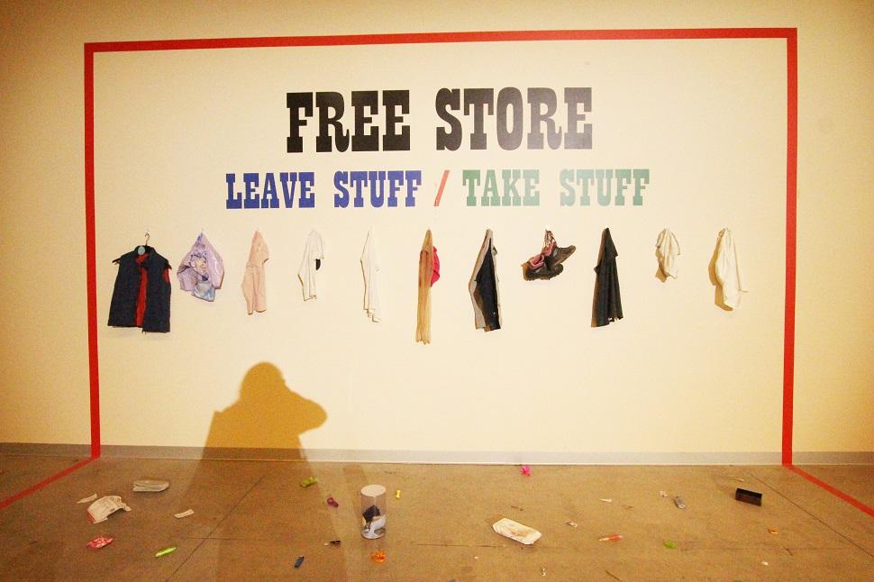 조나단 호로위츠의 〈프리 스토어(Free Store)〉