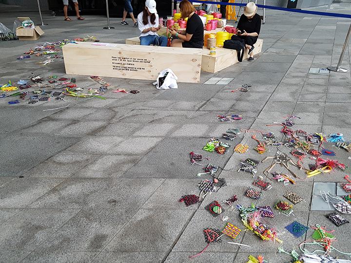 행사 기간 동안에는 시민 모두가 참여할 수 있는 문화예술프로그램이 진행됐다.