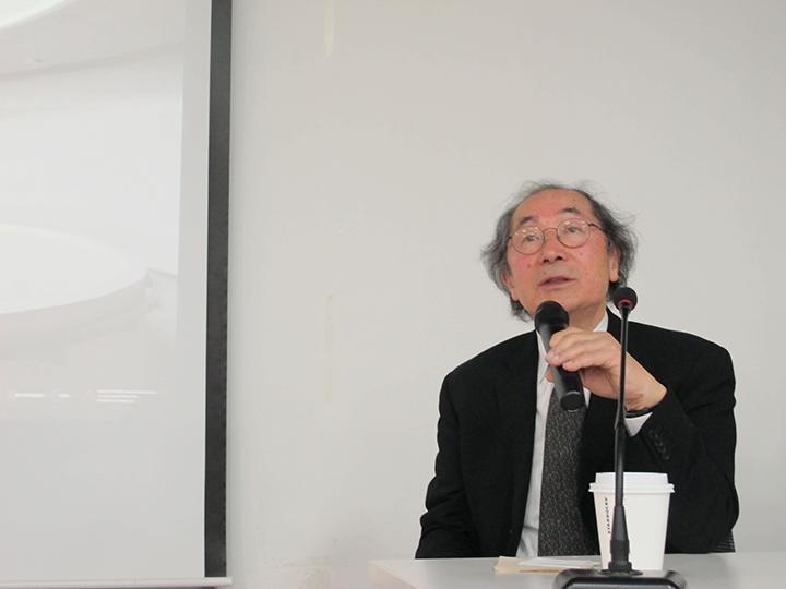국립현대미술관 과천관을 설계한 건축가 김태수