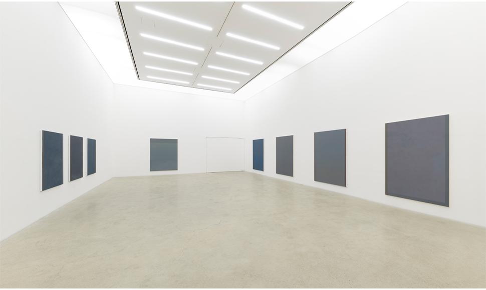 국제갤러리 3관 (K3) 바이런 킴 개인전 〈Sky〉 설치 전경(이미지 제공: 국제갤러리)