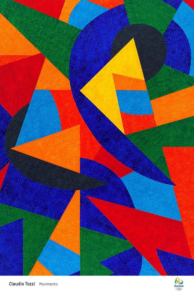<Movimento> by 클라우디오 토지(Claudio Tozzi)