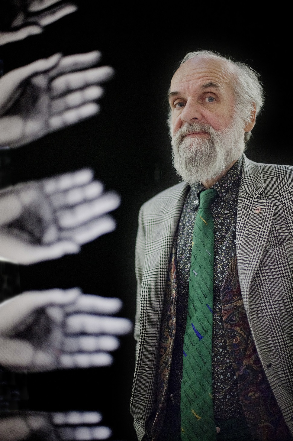 Barnaba Fornasetti. Photo credit Arianna Sanesi.