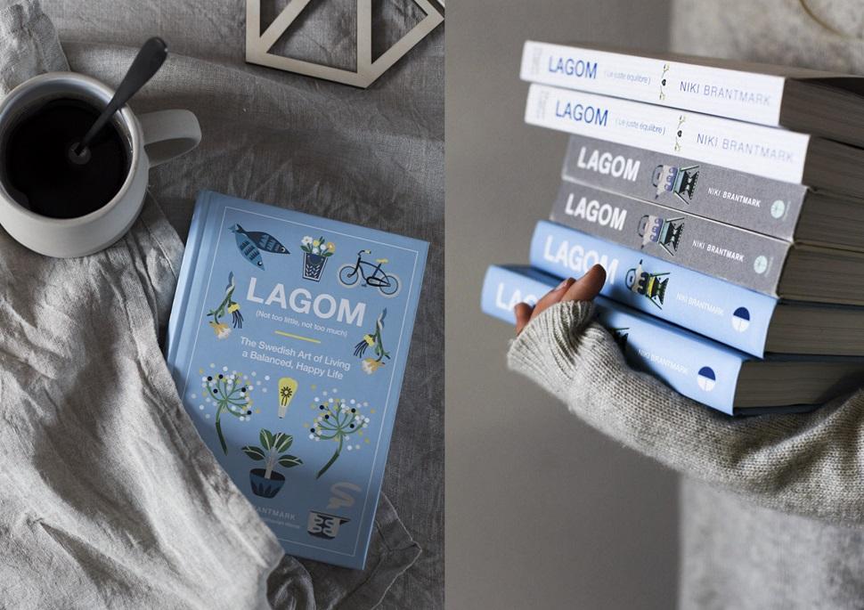 최근 출간된 〈라곰 Lagom : The Swedish Art of Living a Balanced, Happy Life〉ⓒ Niki Brantmark