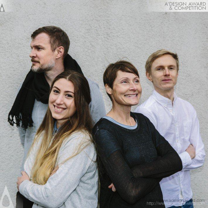 라쟈 사운드 에이전시를 이끄는 팀원들 ⓒ Radja