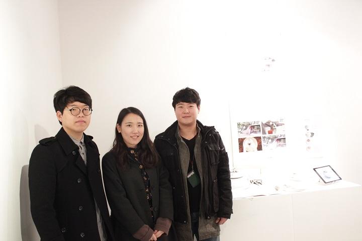 성일엔터프라이즈사와 함께 서브마리너를 제작 개발한 e&id 팀