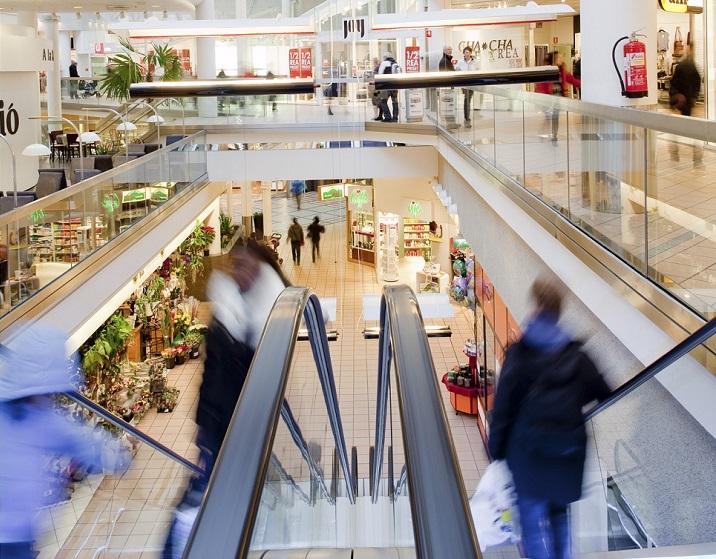 스웨덴 말뫼에 위치한 트리앙엘(Triangeln) 쇼핑몰의 사운드 디자인 프로젝트 ⓒ Radja