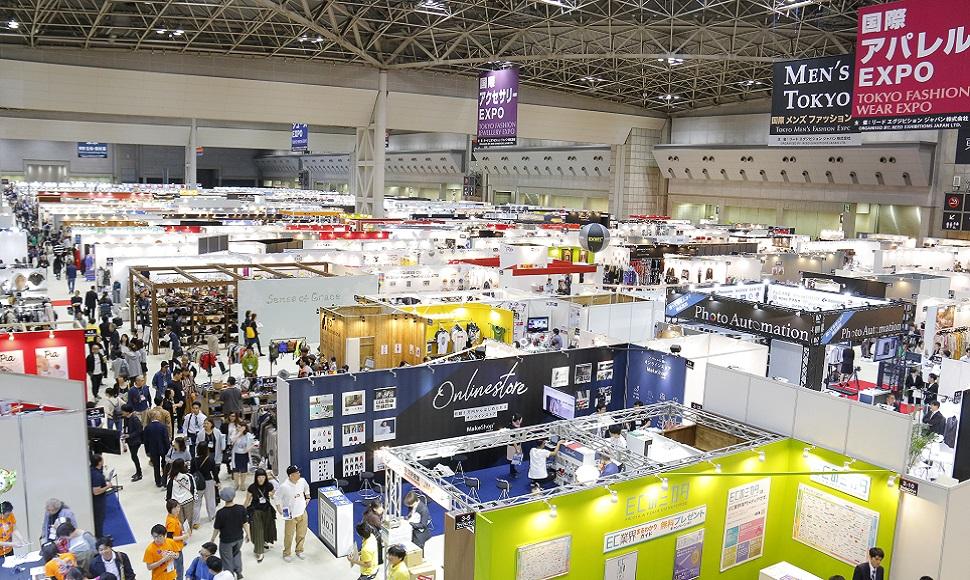 지난 가을 개최된 NEPCON JAPAN 전시회장(사진제공:Reed Exhibitions Japan Ltd.)