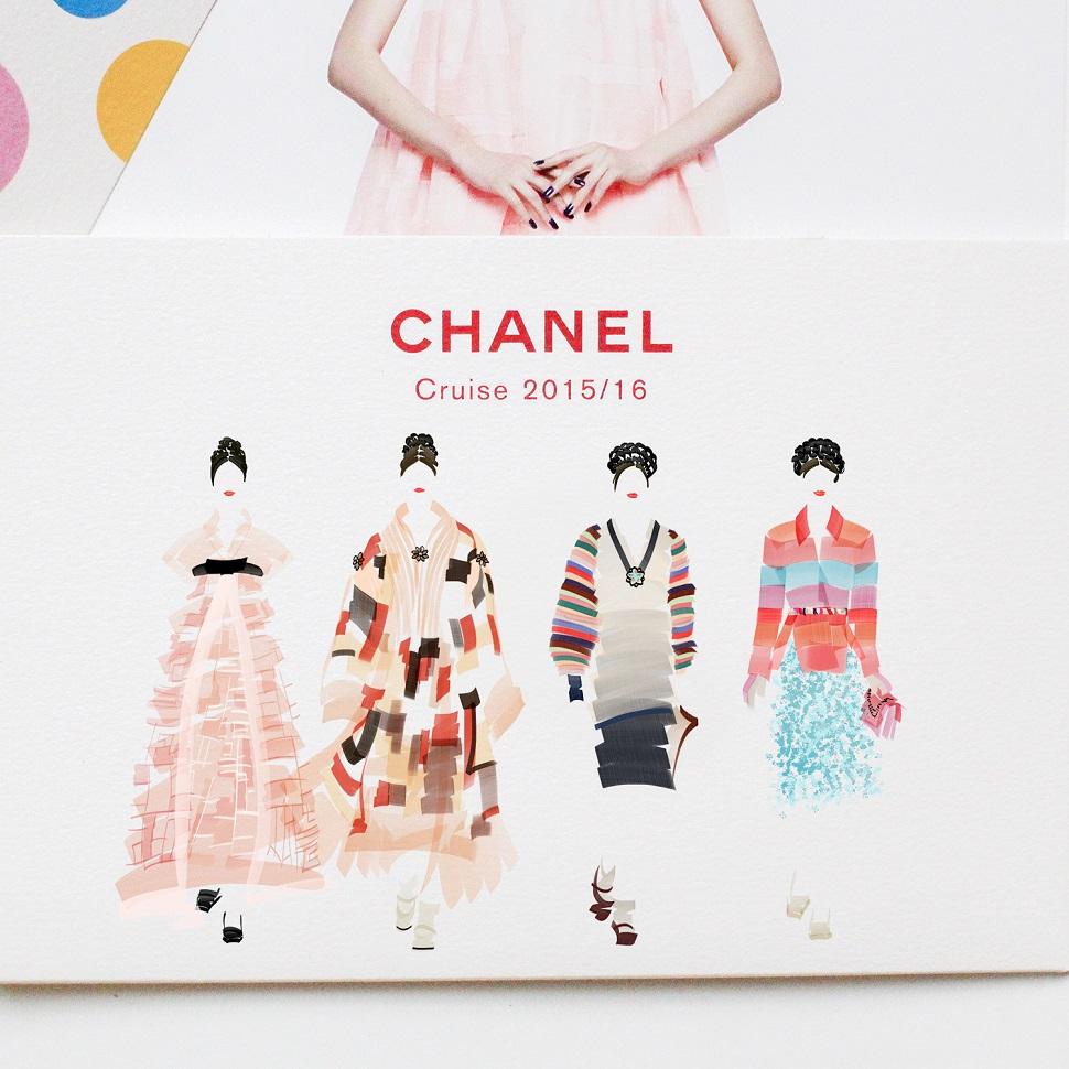 Chanel 2016 Resort Collection©Dahee kim