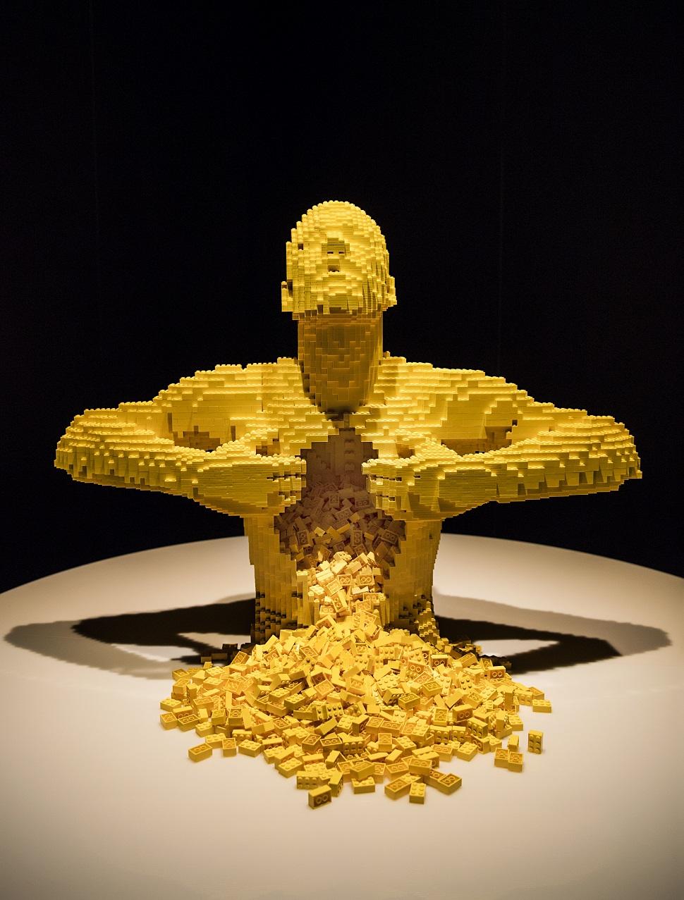 가장 인기가 많은 작품 〈Yellow〉(사진제공: (주)GKMS)