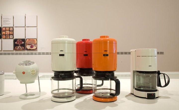 Braun Coffee Machine, Designed by Dieter Rams ⓒ​ Design Museum