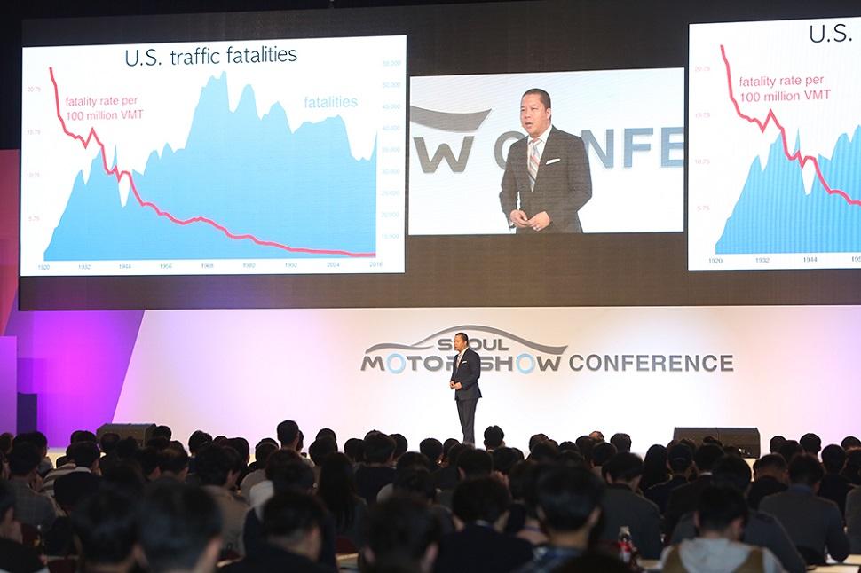 국제 컨퍼런스, 前 미국도로교통안전국(NHTSA) 정책•전략기획 이사 첸 리우(Chan D. Lieu)