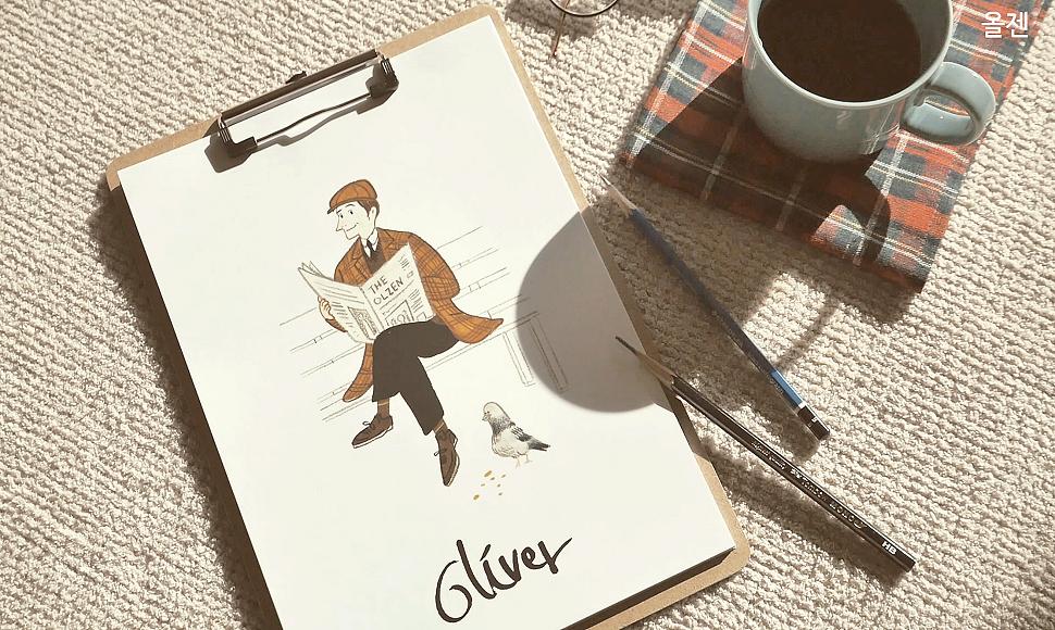올젠_CGV 광고©배성규