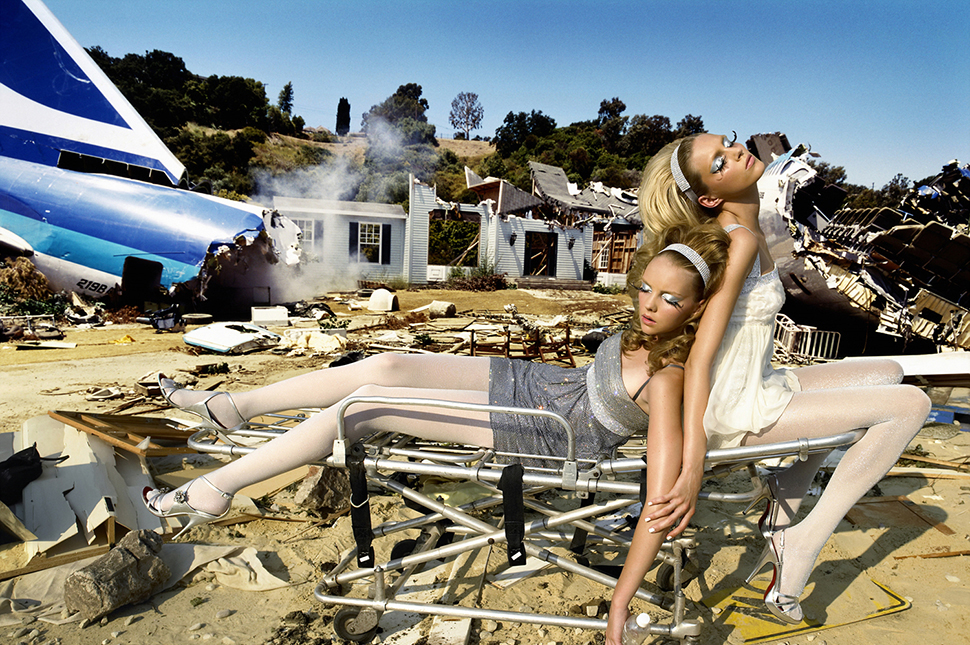 데이비드 라샤펠, What Was Paradise Is Now Hell; New York, 2005 ⓒ David LaChapelle