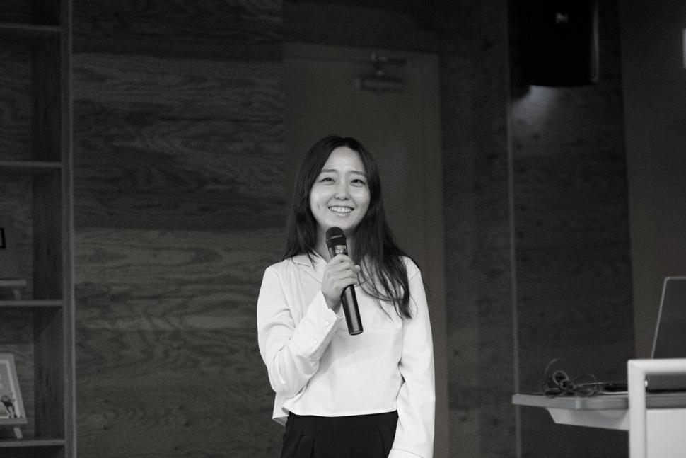 유혜림 디자인 플레이 하우스의 유혜림 대표