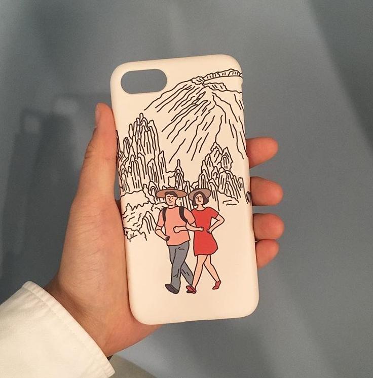 파우는 7월경 휴대폰 케이스를 신제품으로 선보일 예정이다.