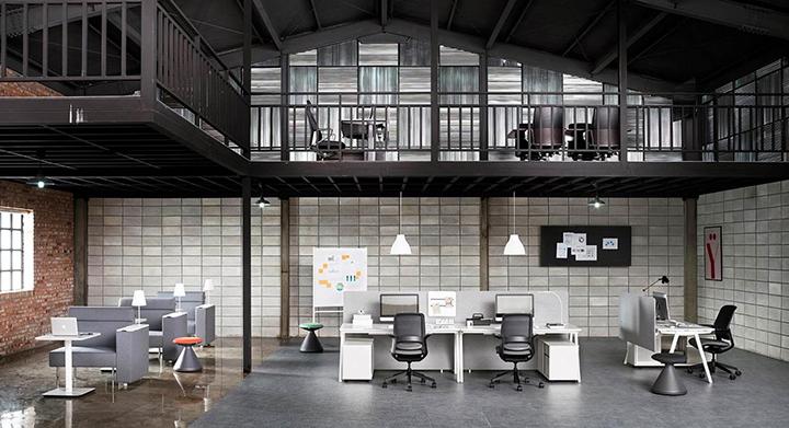 일터는 사무공간을 넘어 개인과 조직의 라이프스타일을 담는 공간이 됐다.