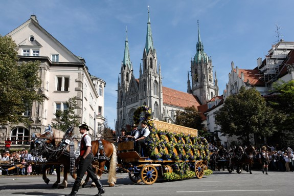 옥토버페스트(Oktoberfest) ⓒ 바이에른관광청 홈페이지