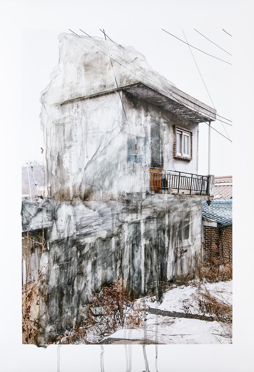 The Weathering_43x60cm_Pigment print, Acetone_2018
