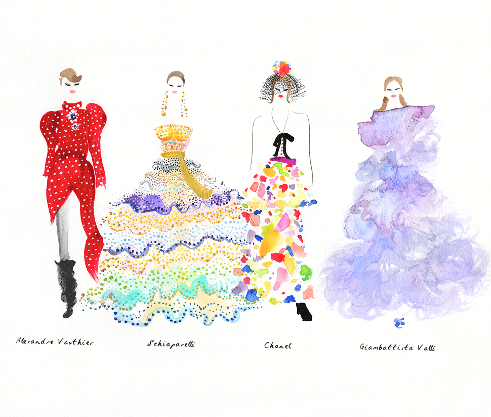 2018 S/S Couture Collection©Dahee kim
